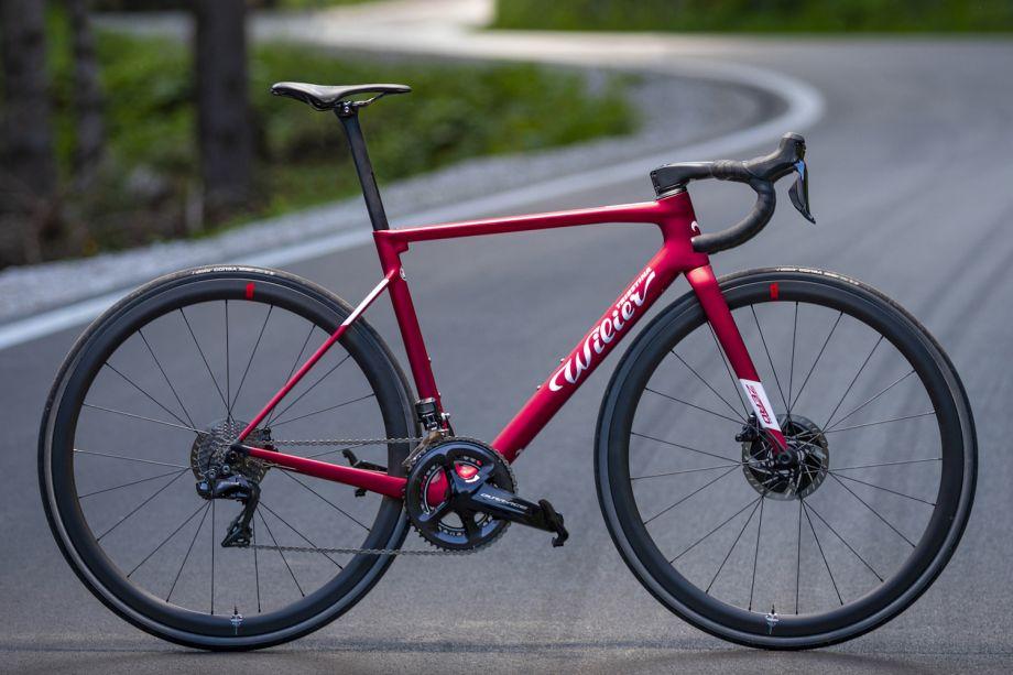 New Wilier Zero SLR disc brake bike skims the UCI 6.8kg weight limit