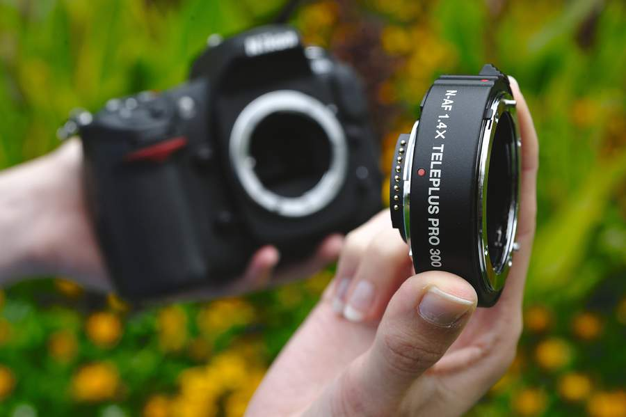 What is a teleconverter, and how do I choose the right one?