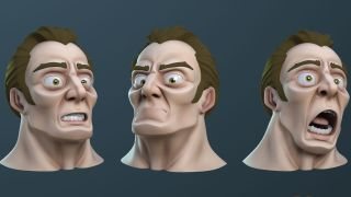How to rig a face for animation | Creative Bloq