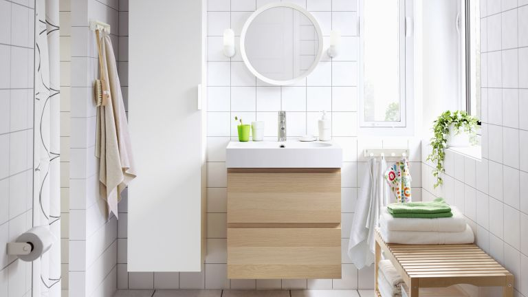 How To Choose Bathroom Furniture Real Homes