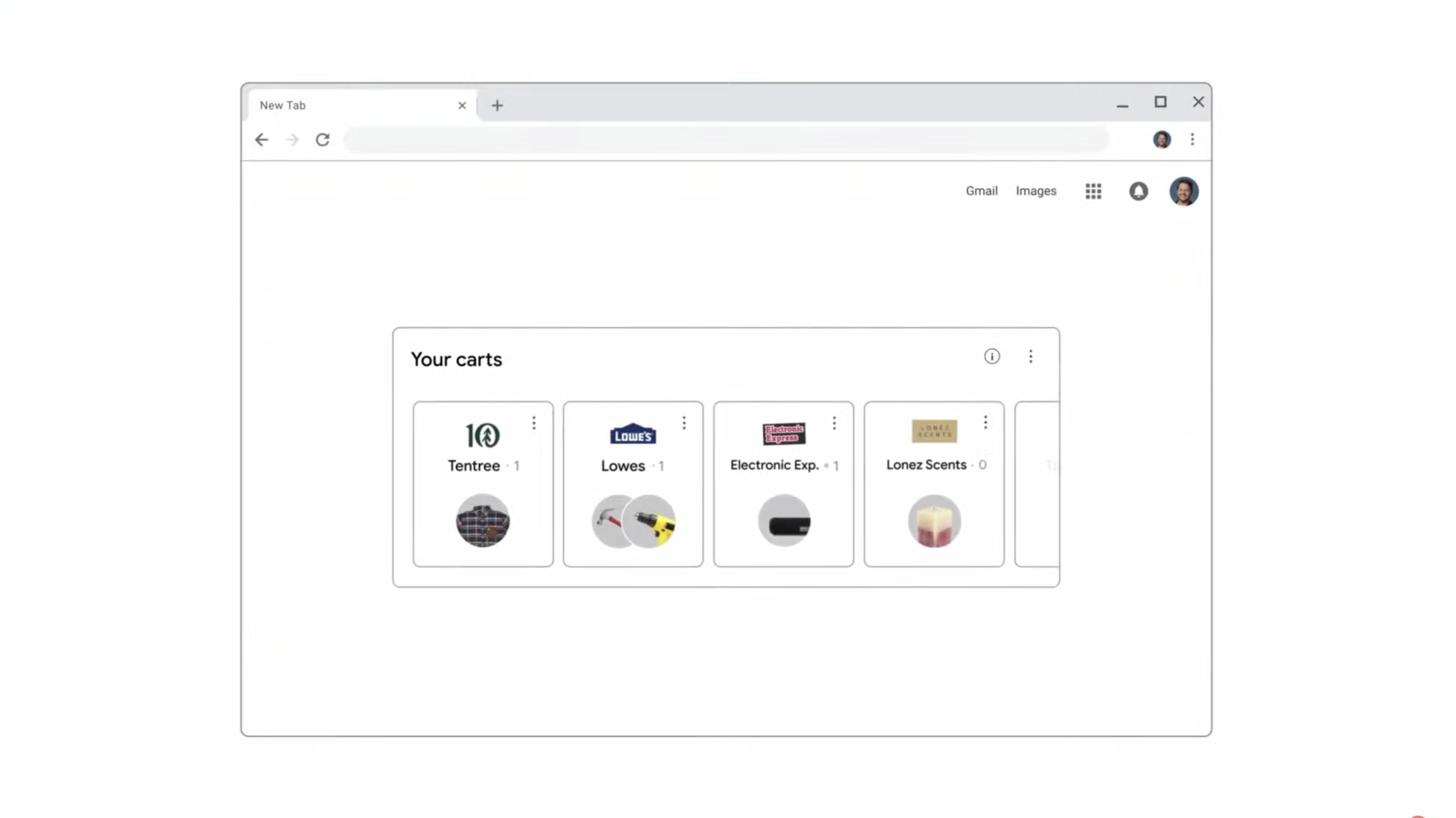 Google IO 2021 Shopping