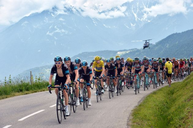Scenery, Tour de France 2013, stage 19