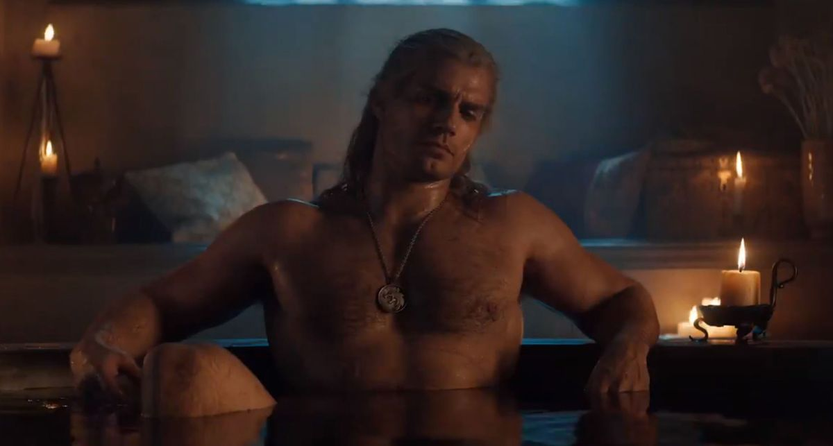 The Witcher author had little involvement with the Netflix series: 'I do not like working too hard'