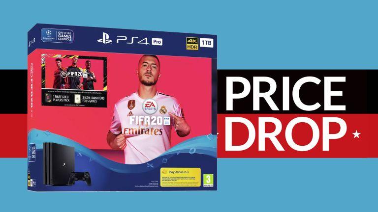 PS4 Pro FIFA 20 deals