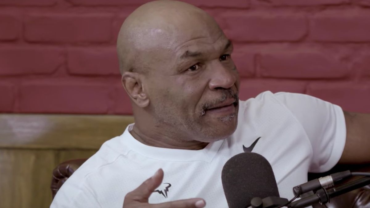 Mike Tyson Revealed Why He Stopped Sleeping With His Tigers, And It Totally Checks Out