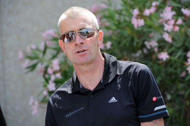 Sean Yates, Sky, Tour de France 2011 press conference