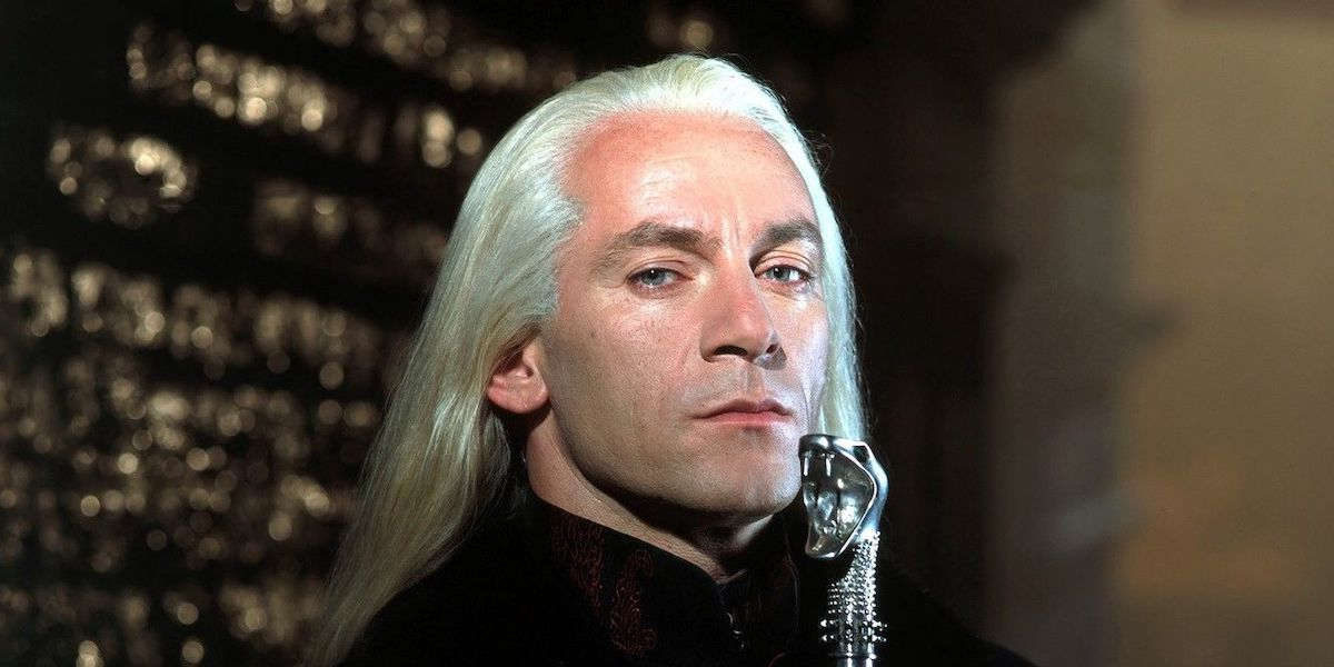 Harry Potter's Jason Isaacs On Funny Reason Why His Kids Haven't Seen The Movies