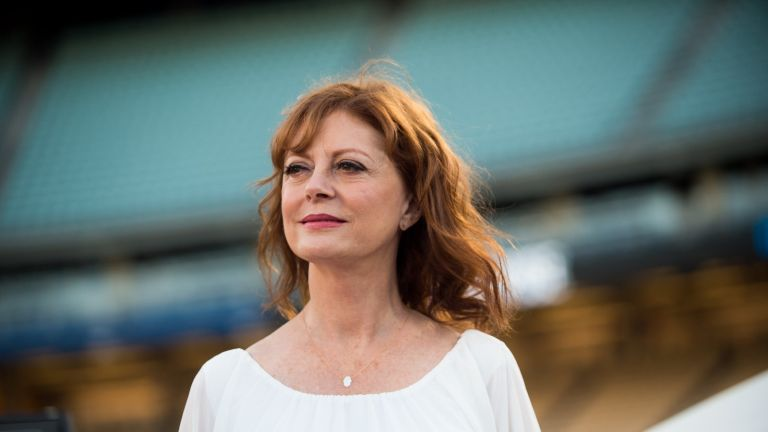 Susan Sarandon has revealed she'd love to find a passionate travel partner in her later years