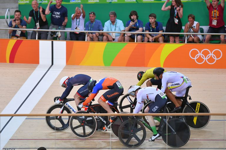 Men's Keirin at Rio 2016 Olympic Games