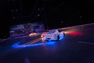 BlackTrax helps bring thrills and spills of Fast & Furious movie to live arena event