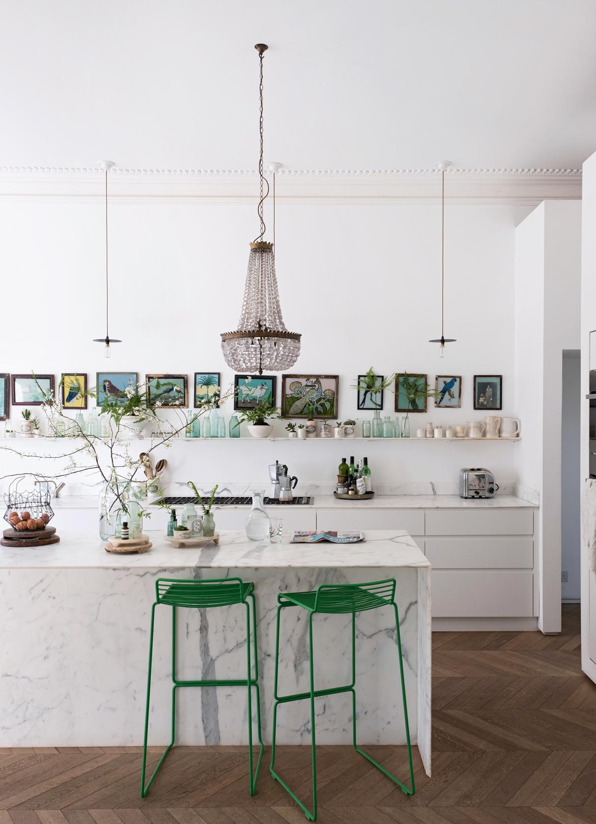 Scandinavian style kitchens: How to create a Scandi kitchen interior