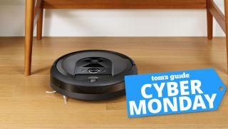robot vacuum cyber monday deals