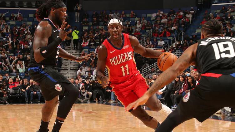 Pelicans vs Clippers live stream: how to watch today's NBA game from anywhere thumbnail