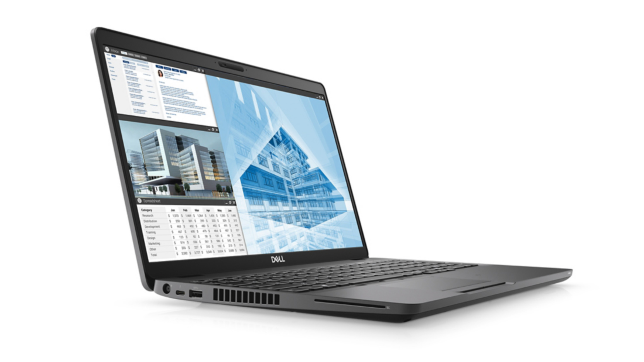 Best laptops for graphic design: Dell Precision 3540