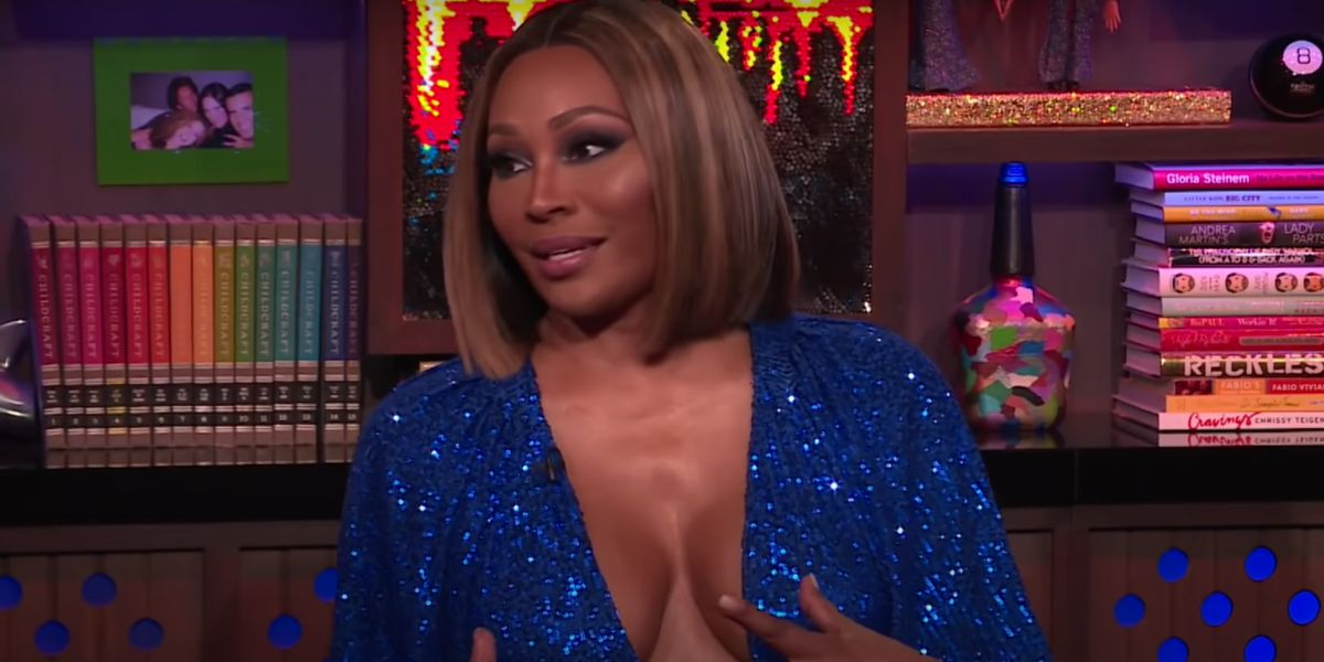 Watch What Happens Live Cynthia Bailey Real Housewives of Atlanta