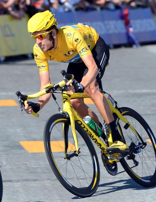 Bradley Wiggins, Tour de france 2012, stage 20