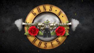 The Guns N' Roses logo