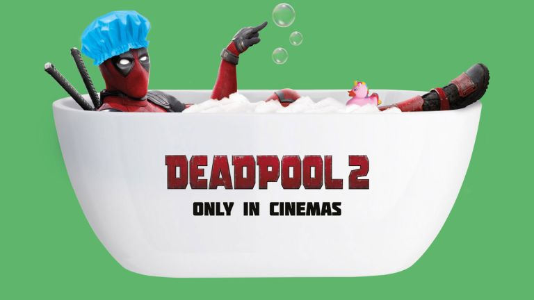 Deadpool teams up with Victorian Plumbing in ad campaign