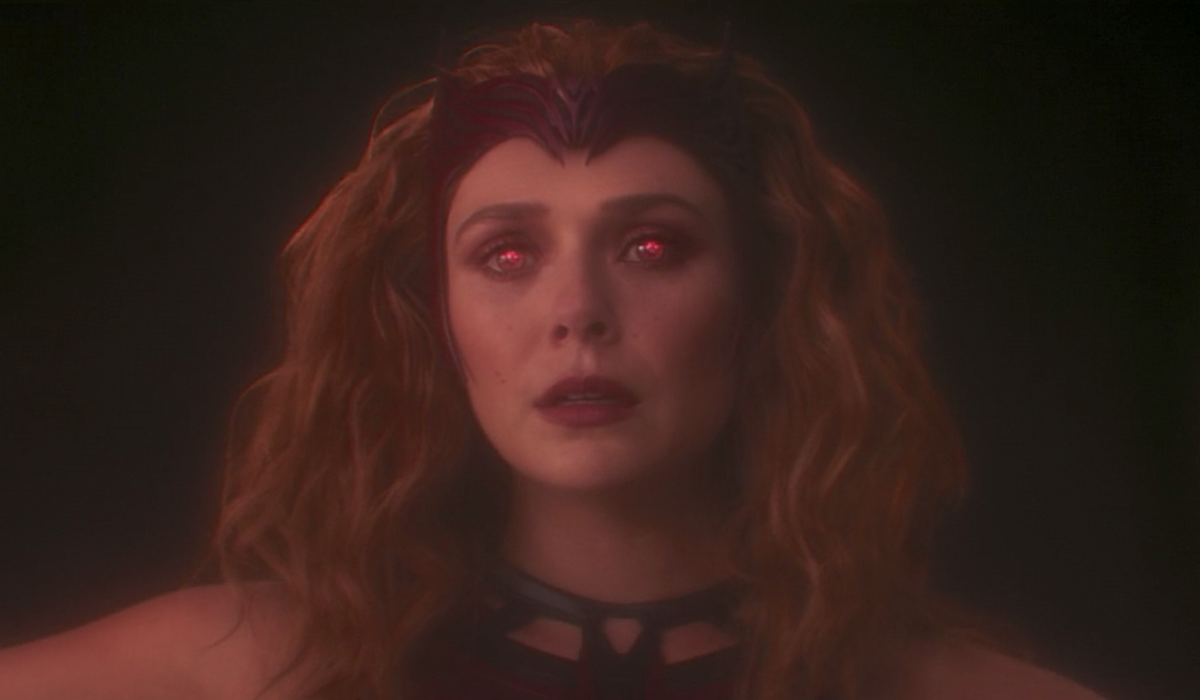 scarlet witch astral projection in wandavision finale