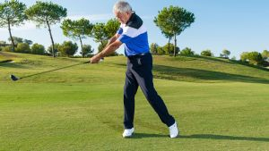 How to hit a 3-wood off the fairway