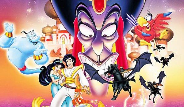The Return Of Jafar Video Cover