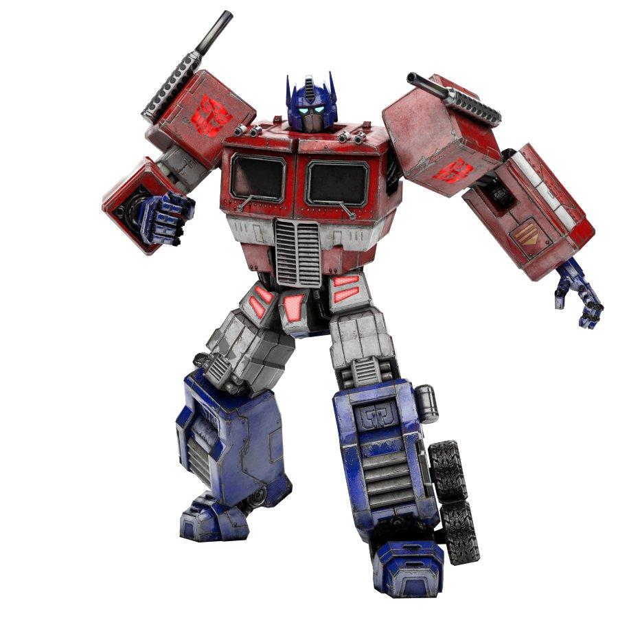 Transformers: Fall Of Cybertron Pre-Order Unlocks Old School Optimus, Bruticus #22194