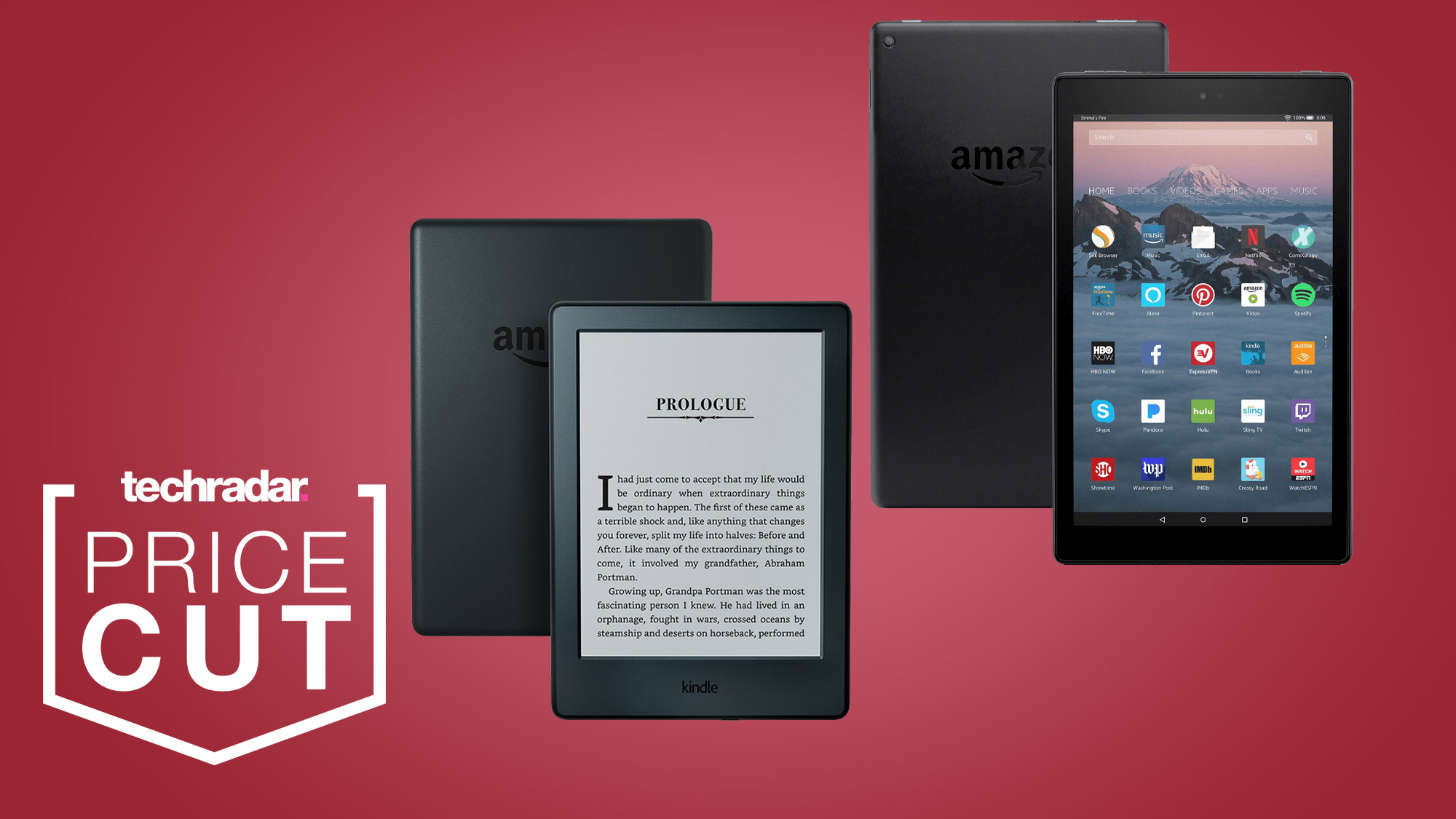 Cheap Tablet Deals At Best Buy Get The Amazon Fire Tablet On Sale For 39 99 Techradar