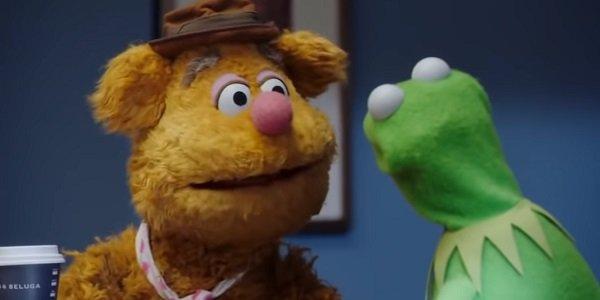 Fozzy Bear Kermit The Muppets