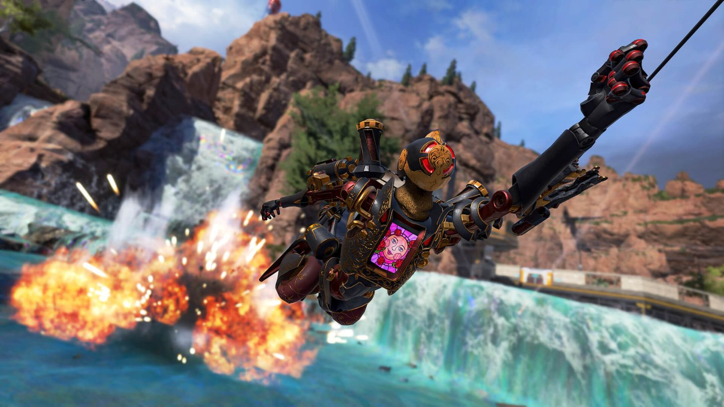 Apex Legends closes out this season with five wild new modes