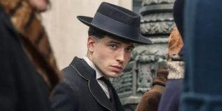 Credence in Fantastic Beasts