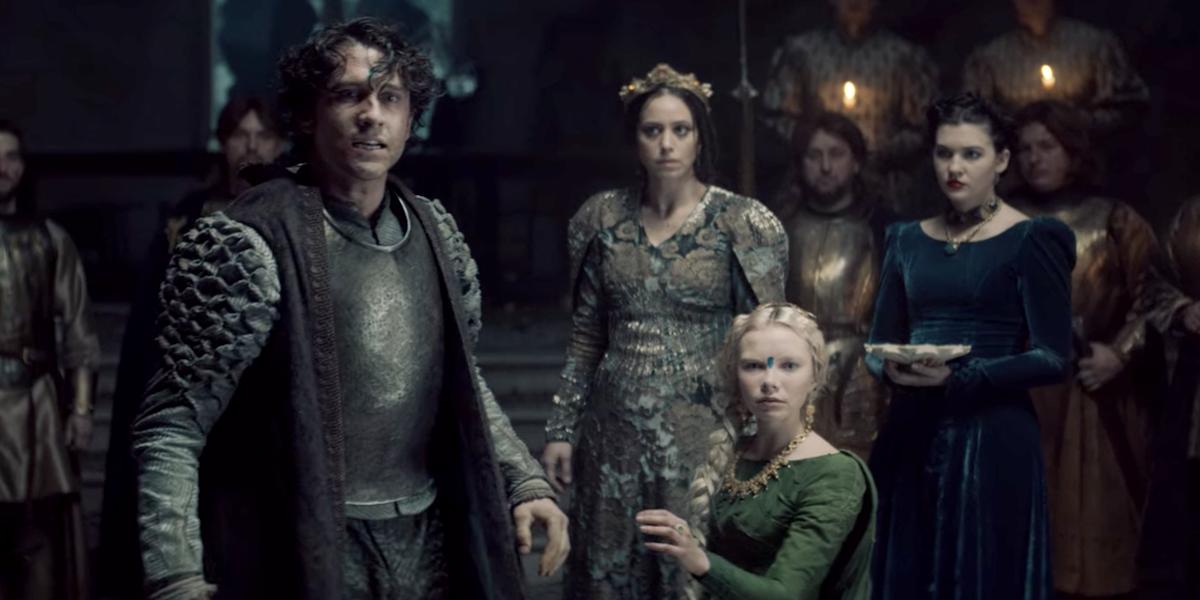 the witcher law of surprise banquet season 1 episode 4 netflix