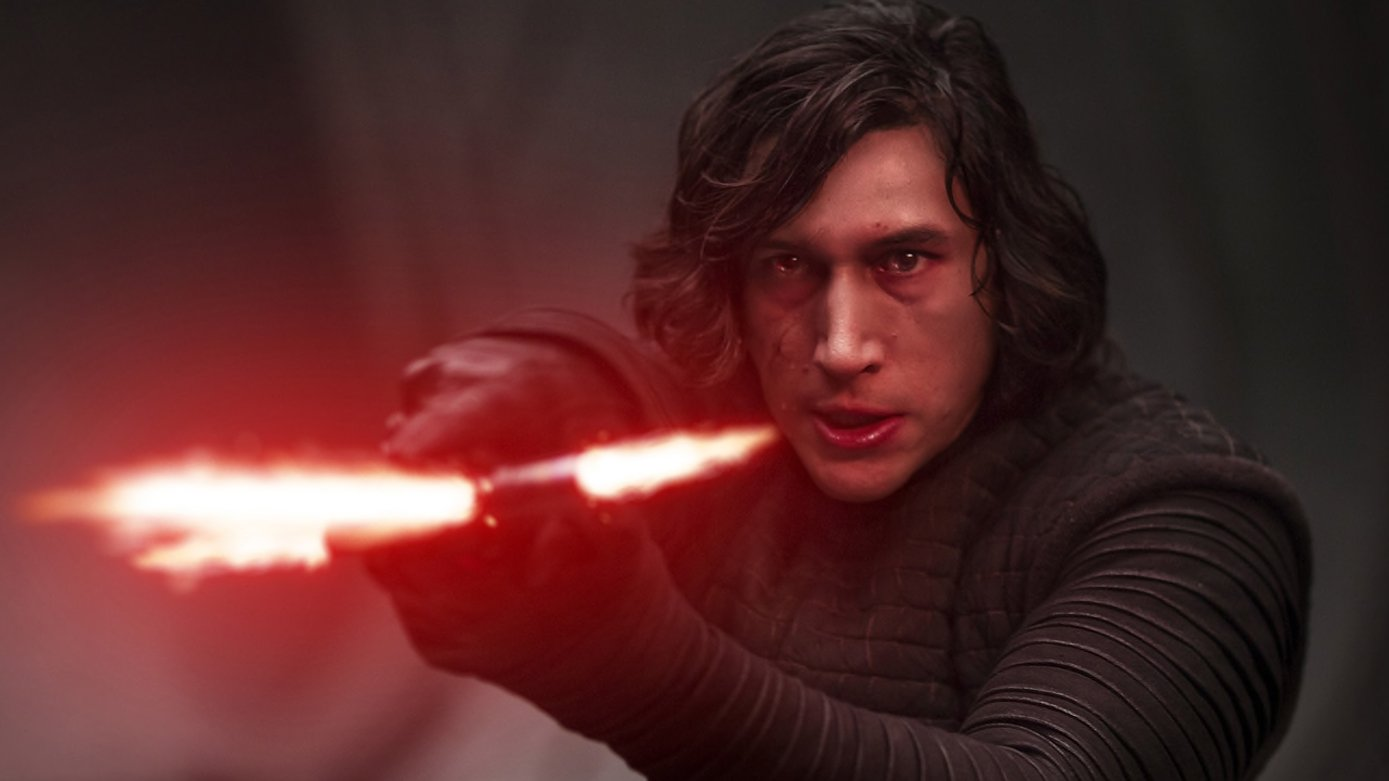 The Star Wars Sequel Trilogy S Biggest Problem What To Do With Kylo Ren Gamesradar