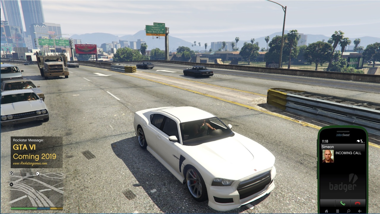 GTA Online's promises of GTA 6 next year are a hoax, Rockstar