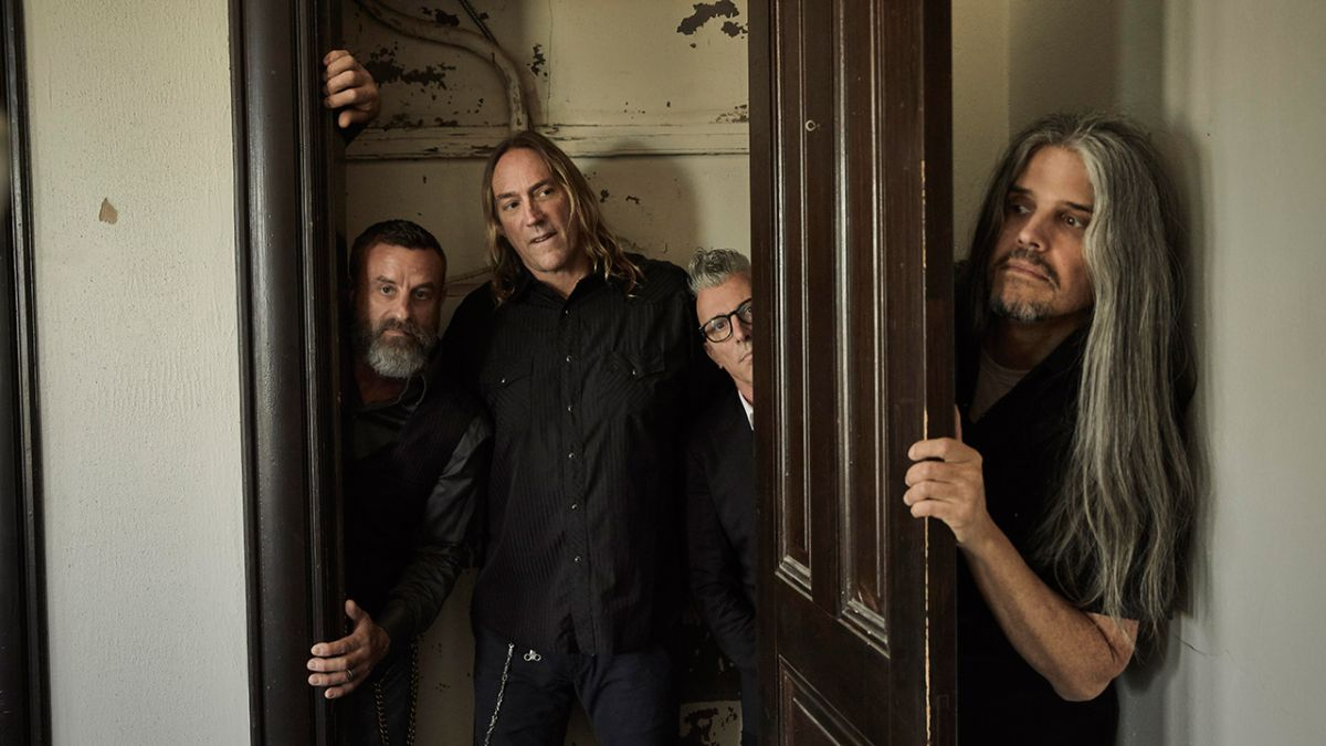 Hear new music from three-quarters of Tool