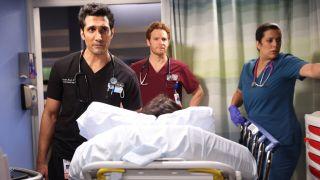chicago med season 7 premiere crockett will doris hospital room nbc