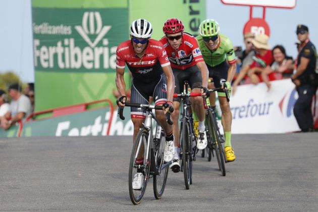 1ce2fccc6 Vuelta a España insiders say that Alberto Contador will attack this weekend