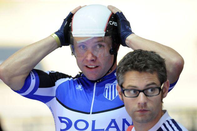 Craig MacLean, British track national championships 2012