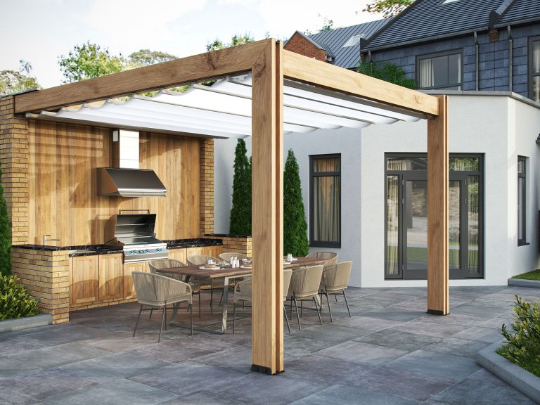 how much does an outdoor kitchen add to home value