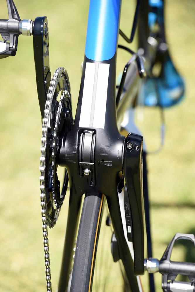 Bicycle Power Meter Handheld : Marcel kittel s giant propel advanced sl team bike