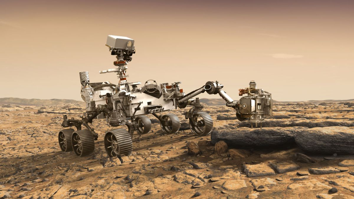 Every camera on the Mars Perseverance rover from NASA explained - Digital Camera World