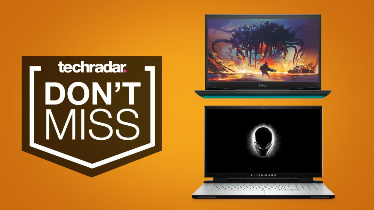Gaming laptop deals: huge $450 price cuts in the latest Dell and Alienware sale