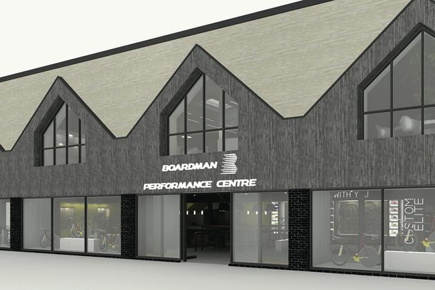 Boardman Performance Centre