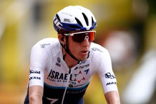 Dan Martin on stage 7 of the 2021 Tour de France