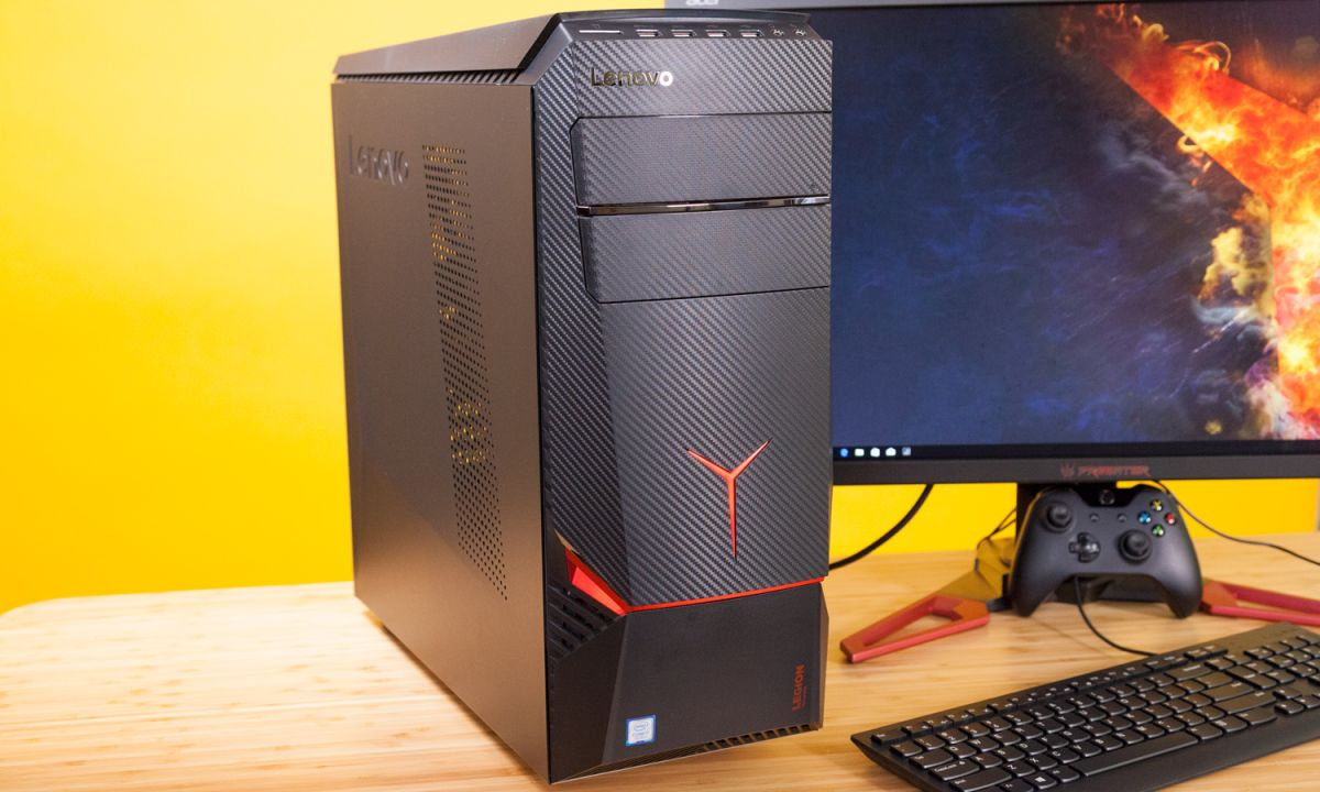 Lenovo Legion Y720 Tower Review: A Dependable, No-Frills Gaming PC
