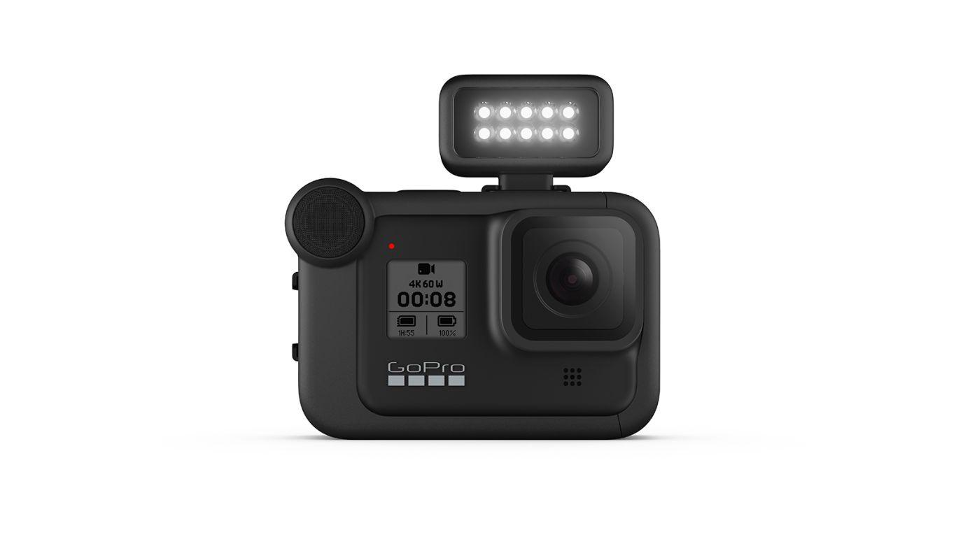 GoPro Hero8 外接灯光