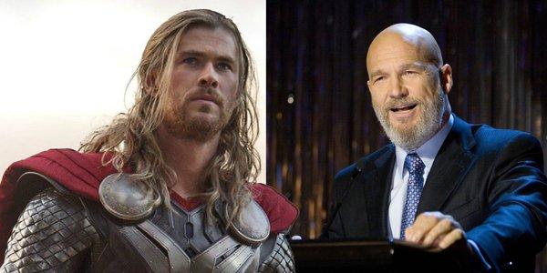 Chris Hemsworth Thor Jeff Bridges Obadiah Stane
