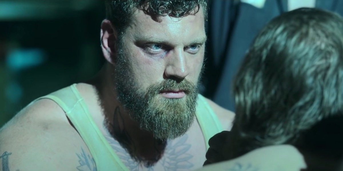 Olivier Ritchers as Ursa in Black Widow