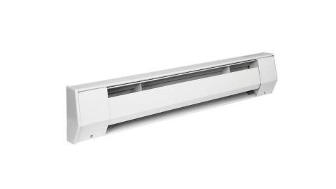 King 3K2407BW baseboard heater review