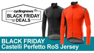 Black Friday Castelli Perfetto RoS Jersey Deal