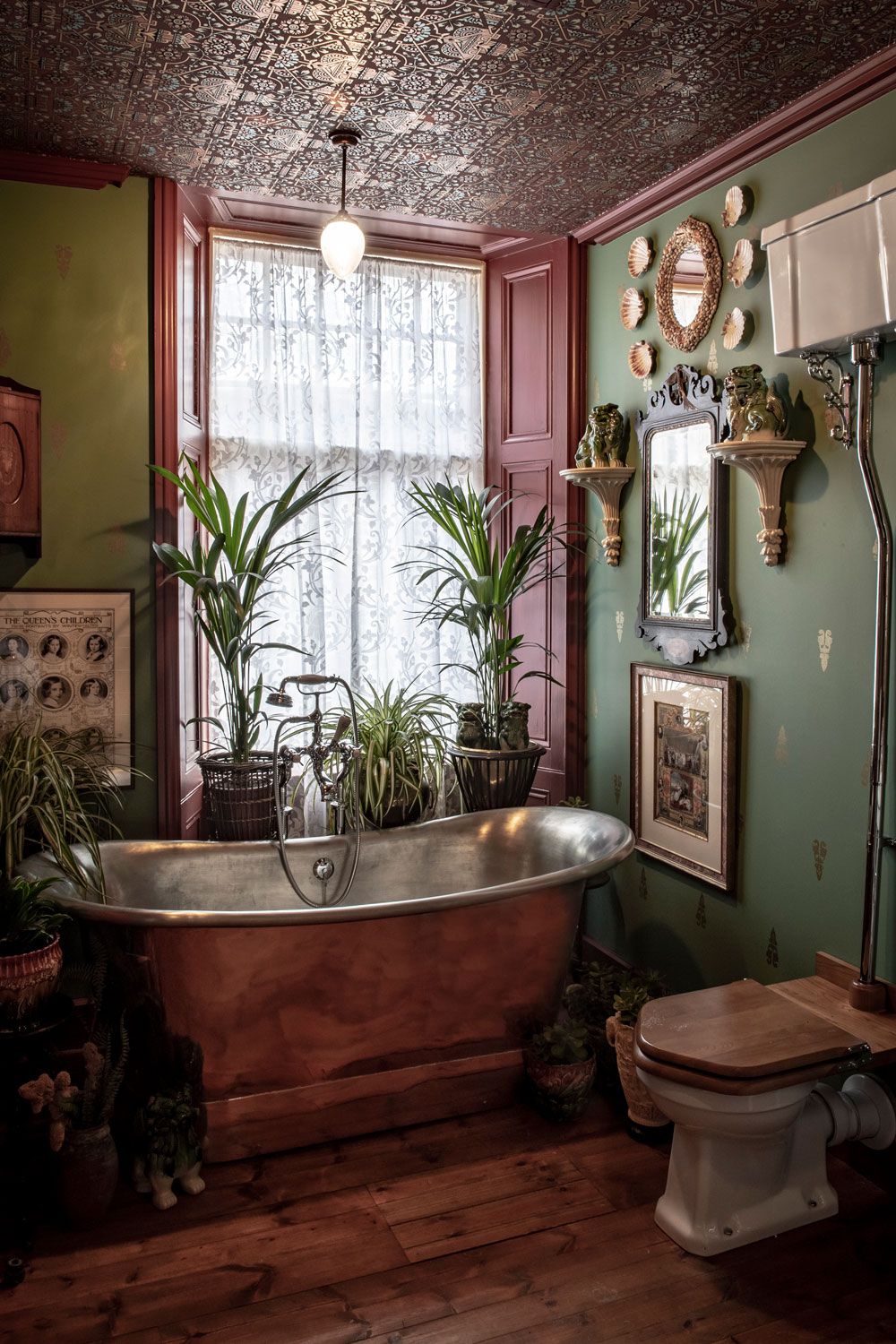 Russell Sage on designing with antiques